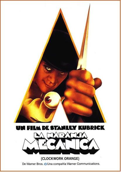 发条橘子/A Clockwork Orange